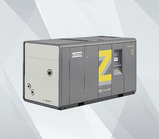 无油旋齿空压机    ZT 15-45, 22-55VSD, ZR30-45, 37-55VSD
